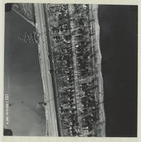 [Queen Elizabeth Way and Highway 2 corridor, 1963-11-01] : [Flightline J2633-Photo 151]