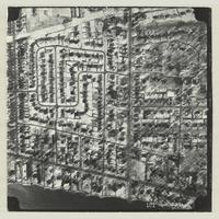 [Queen Elizabeth Way and Highway 2 corridor, 1962] : [Flightline J2394-Photo 101]