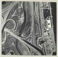 [Queen Elizabeth Way and Highway 2 corridor, 1963-11-01] : [Flightline J2633-Photo 157]