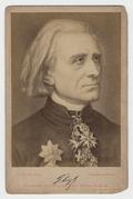 Photograph, Liszt