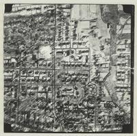 [Queen Elizabeth Way and Highway 2 corridor, 1962] : [Flightline J2394-Photo 103]