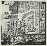 [Queen Elizabeth Way and Highway 2 corridor, 1962] : [Flightline J2394-Photo 107]