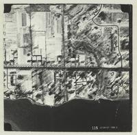 [Queen Elizabeth Way and Highway 2 corridor, 1962] : [Flightline J2394-Photo 115]