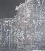 [Hamilton, Saltfleet Township, and Queen Elizabeth Way corridor, 1966-04-01] : [Flightline 664-HAM-DUN-Photo 14]