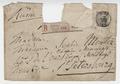 Letter, Liszt to Sophie Menter