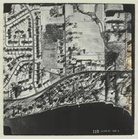 [Queen Elizabeth Way and Highway 2 corridor, 1962] : [Flightline J2394-Photo 110]