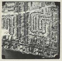 [Queen Elizabeth Way and Highway 2 corridor, 1962] : [Flightline J2394-Photo 100]