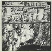 [Queen Elizabeth Way and Highway 2 corridor, 1962] : [Flightline J2394-Photo 10]