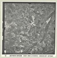 [Kitchener - Brantford Area, 1966] : [Flightline A19411-Photo 35]