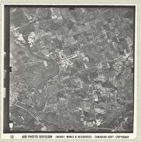 [Kitchener - Brantford Area, 1966] : [Flightline A19411-Photo 34]