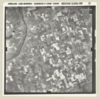 [Kitchener - Brantford Area, 1966] : [Flightline A19410-Photo 65]