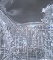 [Hamilton, Saltfleet Township, and Queen Elizabeth Way corridor, 1966-04-01] : [Flightline 664-HAM-DUN-Photo 15]