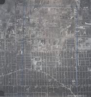 [Hamilton, Saltfleet Township, and Queen Elizabeth Way corridor, 1966-04-01] : [Flightline 664-HAM-DUN-Photo 11]