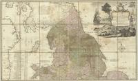 A new map of England & Wales. Drawn from several surveys &c on the new projection : [sheet 1]