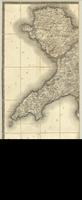 [Map of the Six Counties of North-Wales] : [sheet 3]