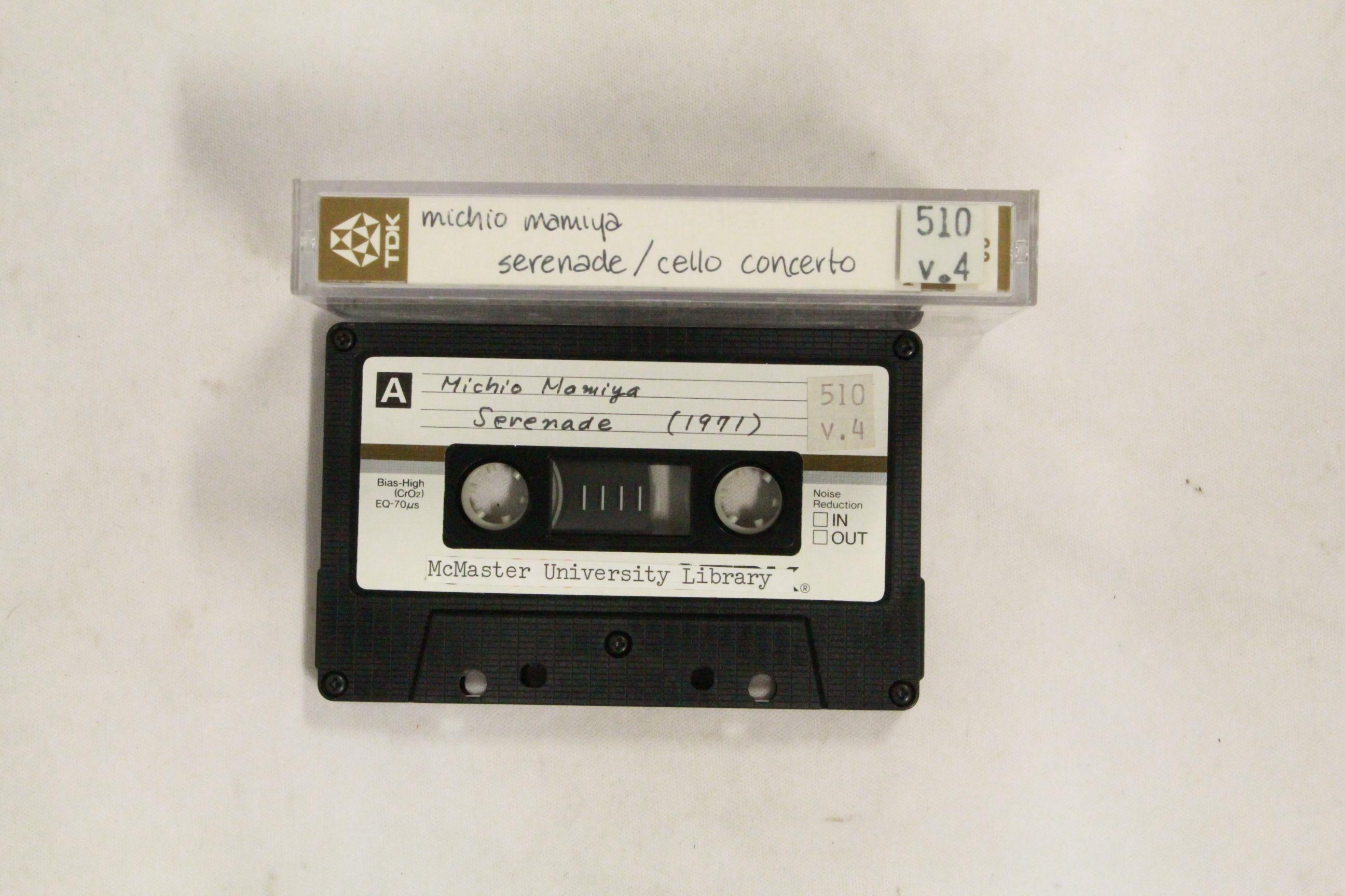 v. 4. Serenade (1971)