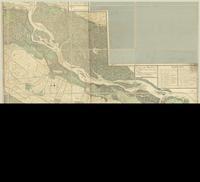 Carte des Bords du Rhin depuis Basle jusqu'a Rheinau. [Leaf 4 of 11]