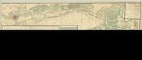 Carte de la position du camp de Merlheim du.11.Septembre.1743 Avec les Cours de la Riviere de la queiche