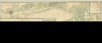 Carte du Cours de la Queiche depuis Anwiller jusquau Rhein avec les lignes que l'armee du Roy a Formee en 1745