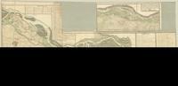 Carte des Bords du Rhin depuis Basle jusqu'a Rheinau. [Leaf 2 of 11]