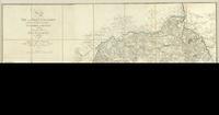 Karte eines Theils von Neu oder West Gallicien welcher die Woywodschaften Sendomier und Krakau...[sheet 1]