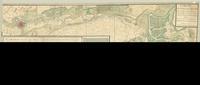 Carte de la position du camp de Merlheim du.11.Septembre.1743 Avec les Cours de la Riviere de la queiche. [sketch map]