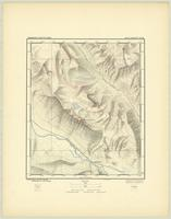 [Topographical survey of the Rocky Mountains] : Castle Mountain sheet