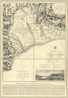 Plan of the battle of Maida fought on the plains of St. Eufemia in Calabria Ulteriore on the ever memorable day July 4th 1806