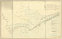Plan of the environs of Alexandria