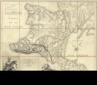 Carte de la Crimée levée pendant la derniere guerre de 1772