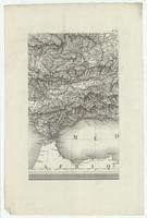 Carte des royaumes d'Espagne et de Portugal [feuille 6]