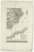 Carte des royaumes d'Espagne et de Portugal [feuille 7]