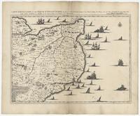 [01]. Carte particuliere d'une partie d'Angleterre