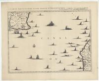 [07]. Carte particuliere d'une partie d'Angleterre