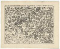 [16]. Carte particuliere des environs de Mons, d'Ath, de Charleroy, de Maubeuge, du Quesoy, de Condé, &c.