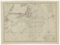 A chart of the Banks of Newfoundland, drawn from a great number of hydrographical surveys