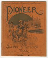 Pioneer Exercise and Dictation notebook
