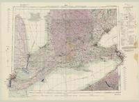 London, Ontario, aviation chart