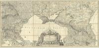 Carte de la partie septentrionale de l'Empire Otoman dédiée a Monseigneur le Comte de Vergennes