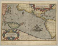 Maris Pacifici (quod vulgo Mar del Zur)