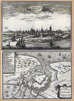 City View and Plan, Inset Maps (set of 48)