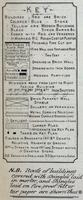 [Insurance plan of the city of Hamilton, Ontario, Canada] : [key to Symbols]