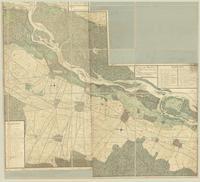 Carte des Bords du Rhin depuis Basle jusqu'a Rheinau. [Leaf 5 of 11]