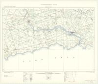 Dunnville, ON. 1:63,360. Map sheet 030L13, [ed. 2], 1922