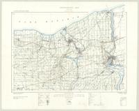 Niagara, ON. 1:63,360. Map sheet 030M03, [ed. 6], 1925