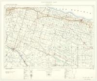 Grimsby, ON. 1:63,360. Map sheet 030M04, [ed. 2], 1923