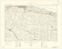 Grimsby, ON. 1:63,360. Map sheet 030M04, [ed. 4], 1934