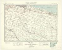 Grimsby, ON. 1:63,360. Map sheet 030M04, [ed. 5], 1938
