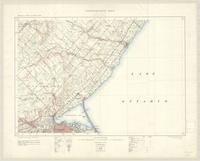 Hamilton, ON. 1:63,360. Map sheet 030M05, [ed. 1], 1909