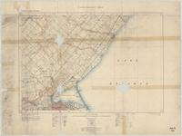 Hamilton, ON. 1:63,360. Map sheet 030M05, [ed. 2], 1915